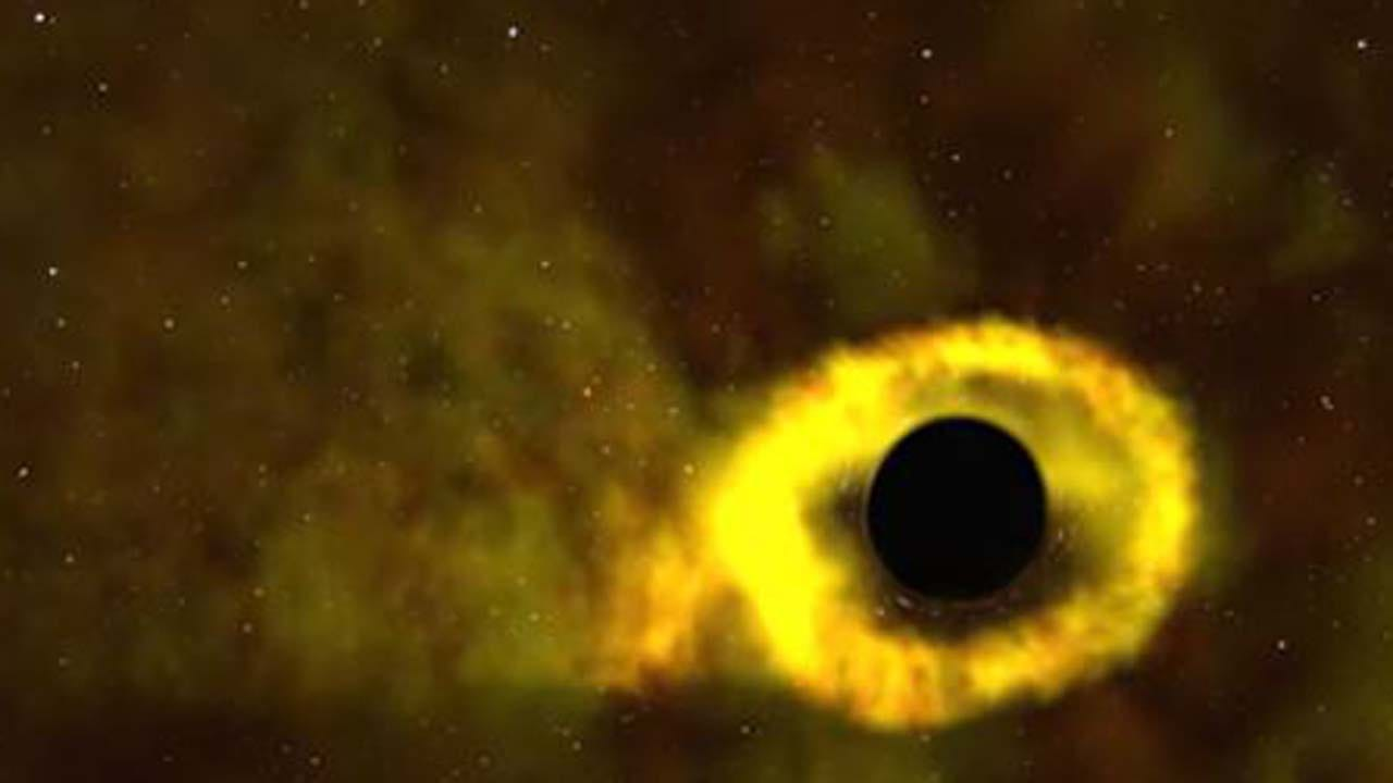NASA Captures Black Hole Ripping, Swallowing Star The Size Of Our Sun