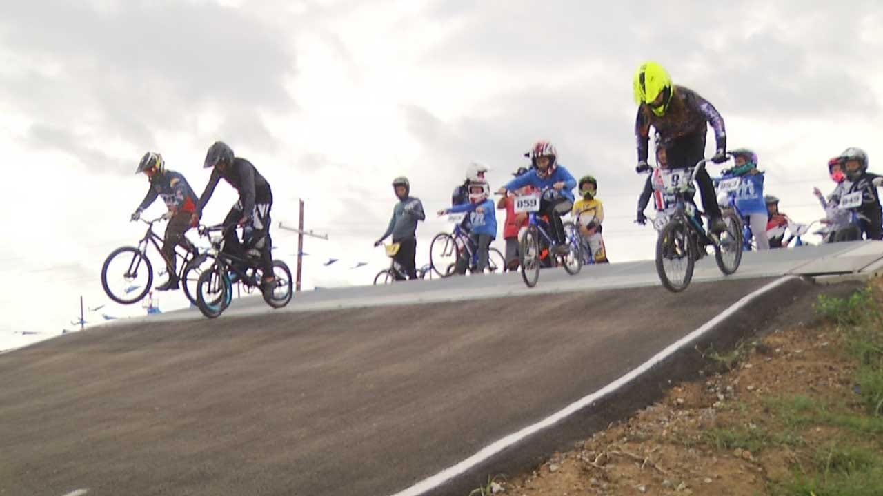 BMX Track Opens In Mayes County