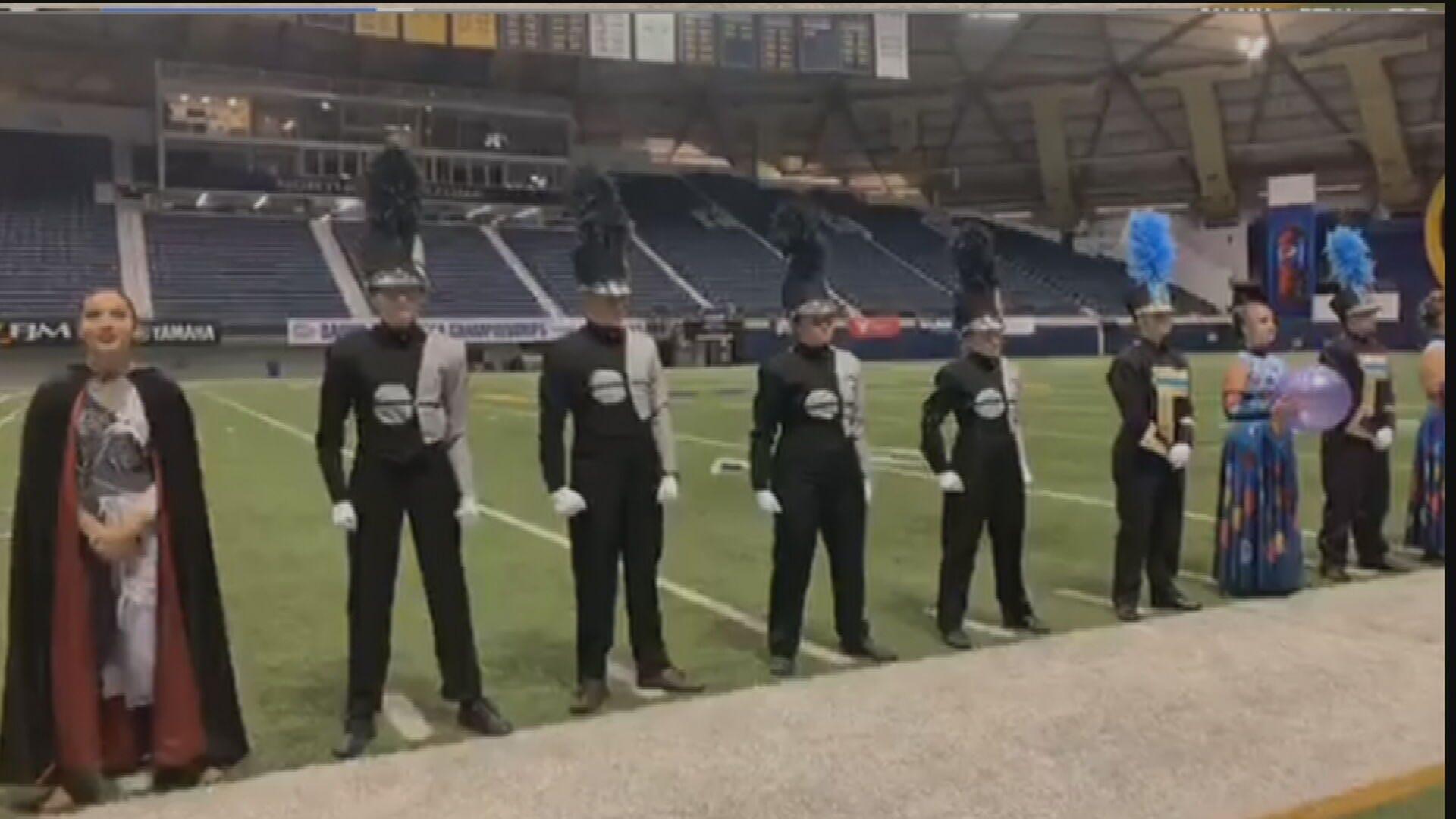 Coweta Band Wins 'Bands Of America' Grand Championship