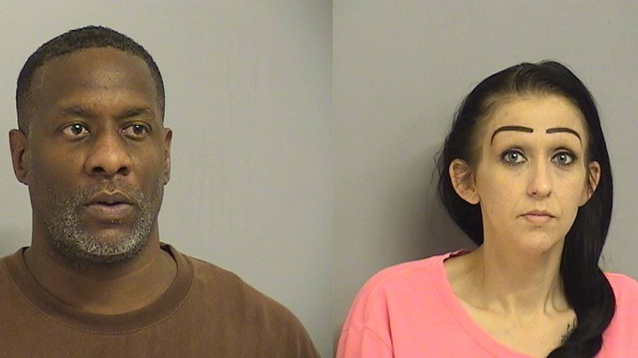 Tulsa Police: 2 Arrested In Identity Theft Case