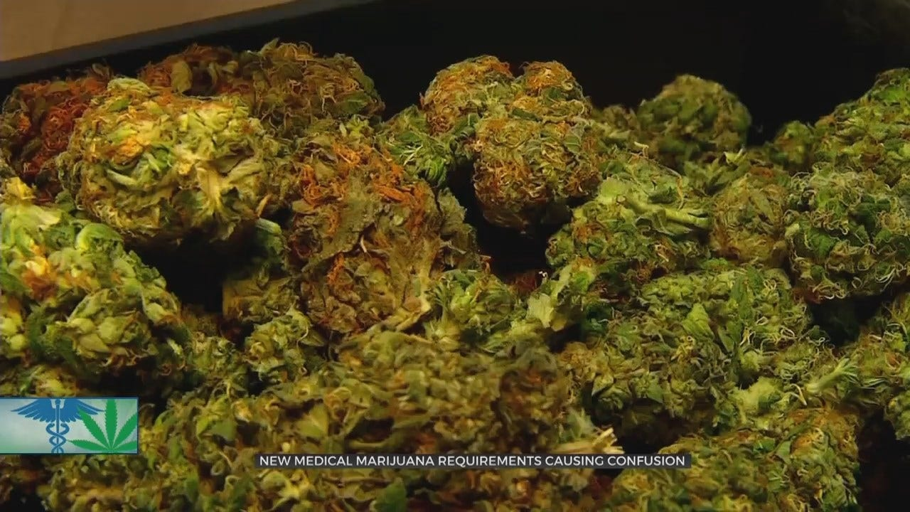 New Oklahoma Medical Marijuana Requirements Causing Some Confusion