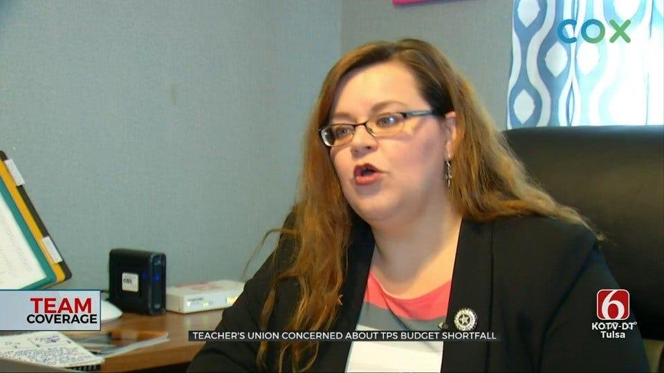 Teachers Union Concerned About Tulsa Schools Budget Shortfall