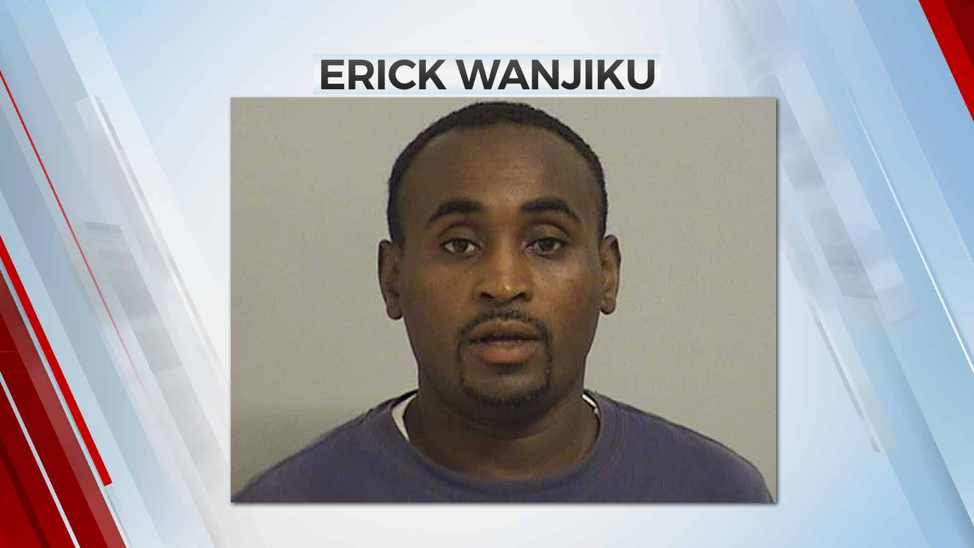 Tulsa Police Arrest Rape Suspect Before He Leaves The Country