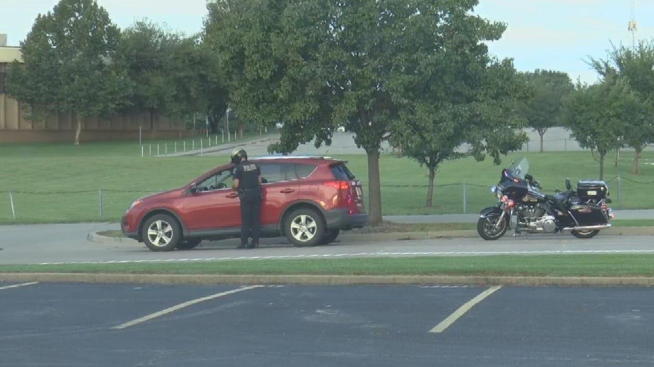 Tulsa Police Focusing On School Zone Violations In September