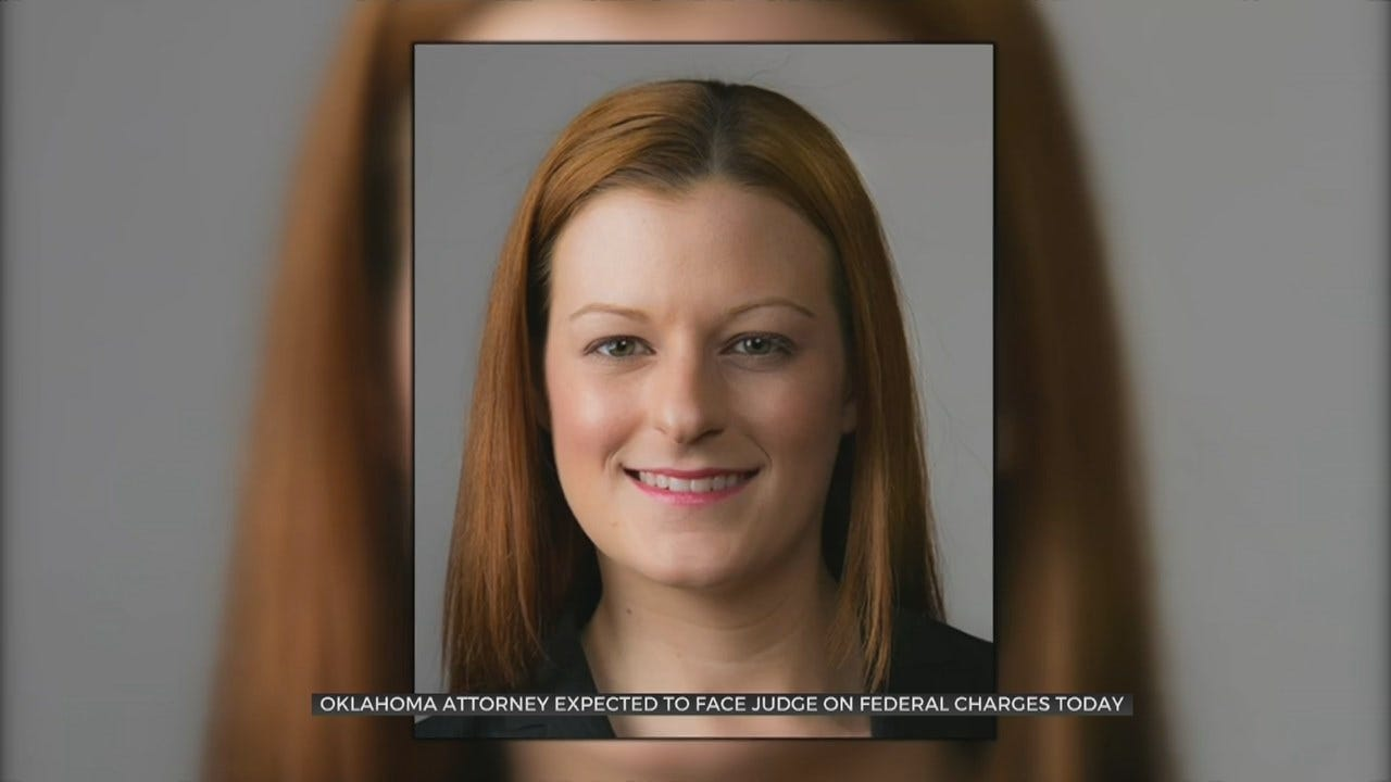 OKC Attorney Expected In Court On Federal Charges