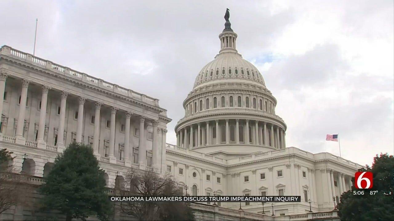 Sen. Lankford, Congressman Hern Believe Impeachment Inquiry Will Fail