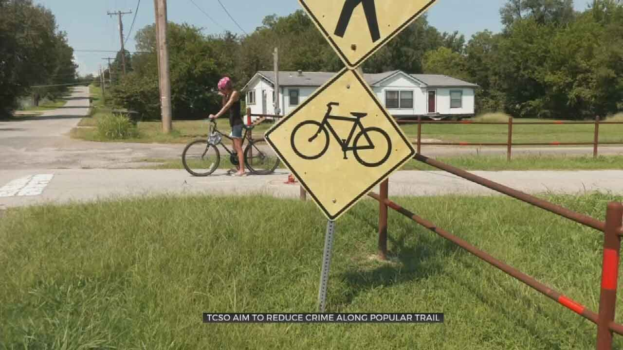 Citizens, Deputies Work To Keep Criminals Off Tulsa County's Osage Trail