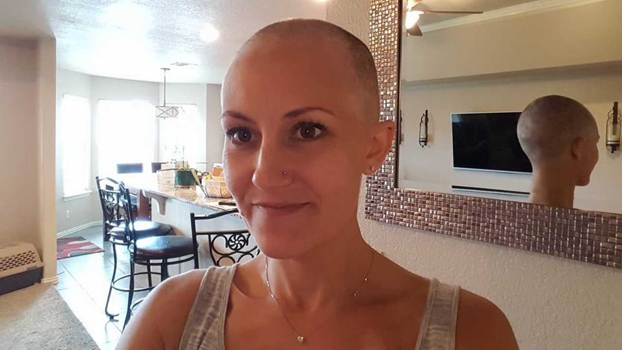 Glenpool Woman Battles Breast Cancer with Family Support