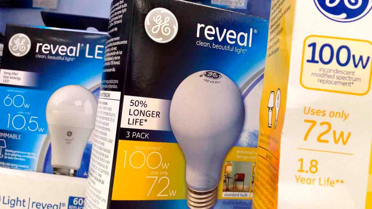 President Trump Rolls Back Obama-Era Regulations On Energy-Efficient Light Bulbs