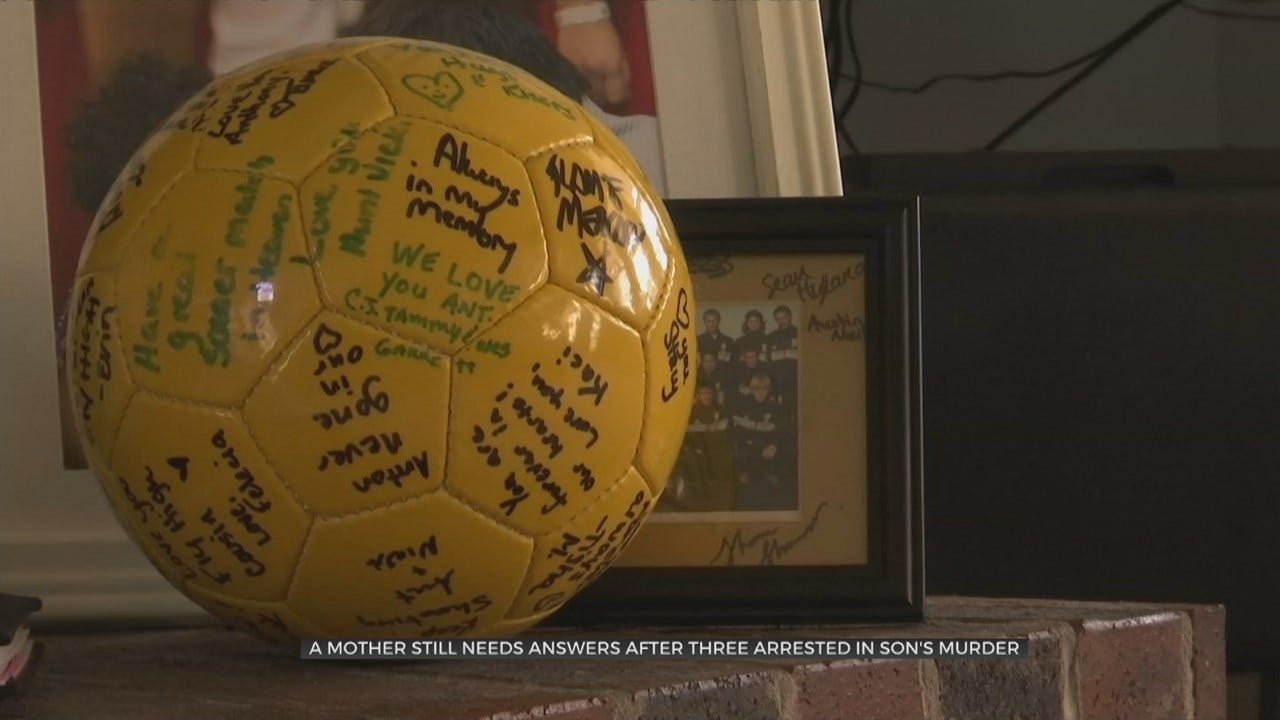 Tulsa Mother Closer To Finding Her Son's Murderers But Still Heartbroken