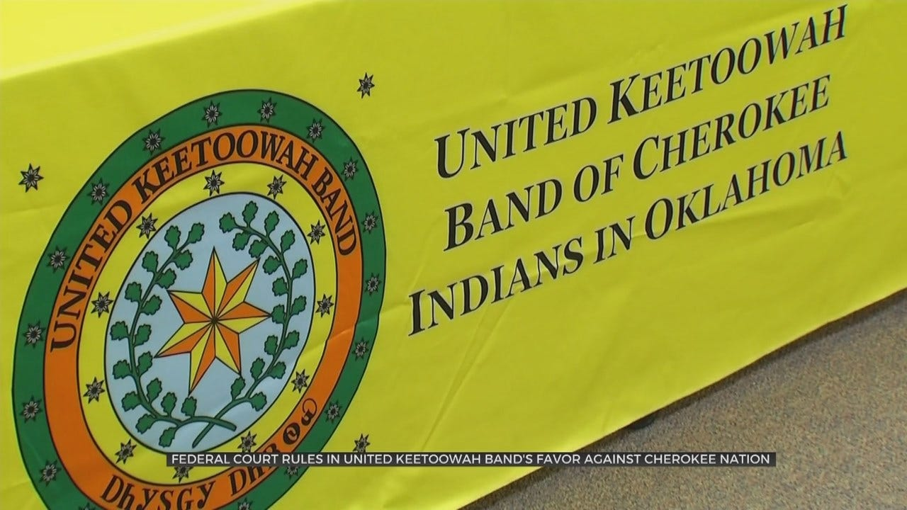 United Keetoowah Band Receives Tribal Land Base After Years Of Litigation