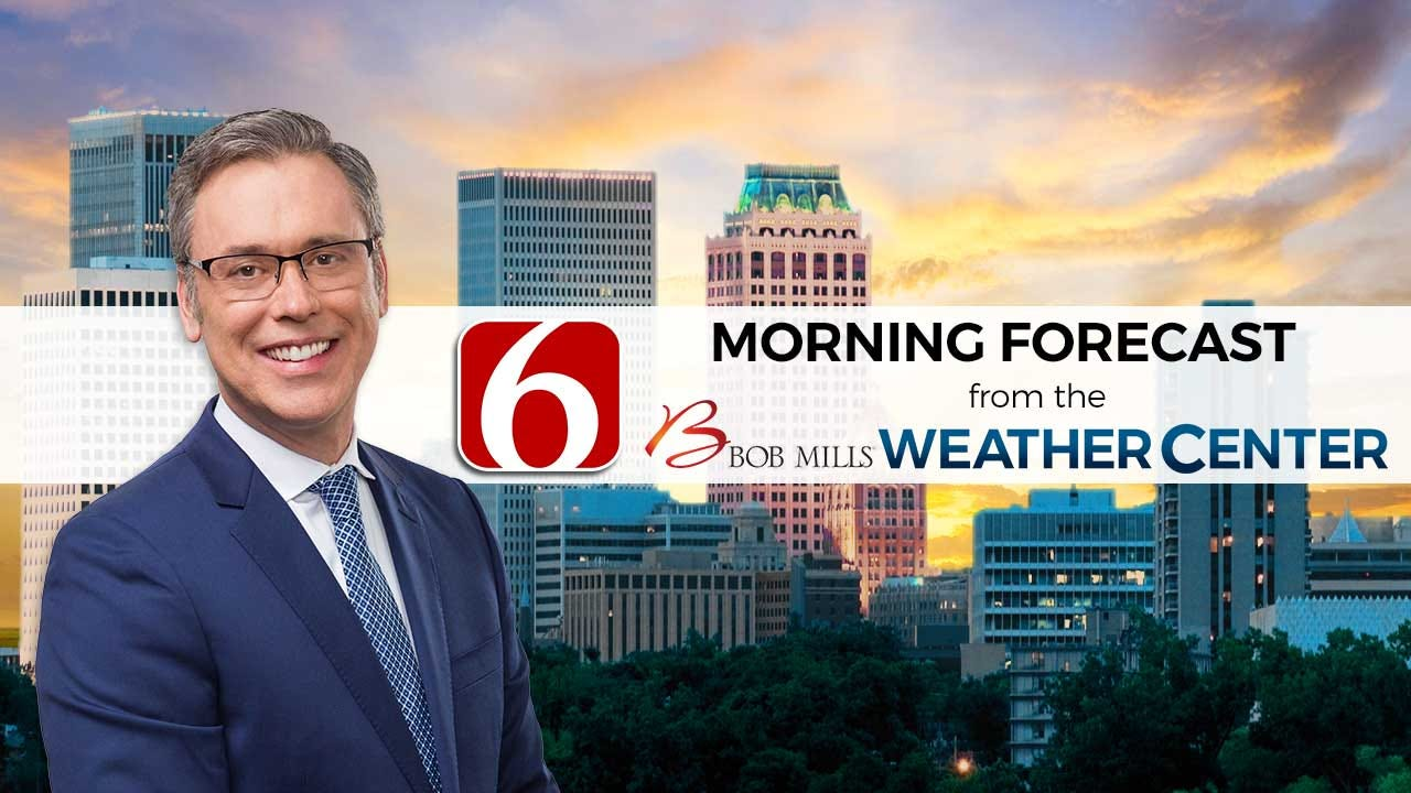 Front Later In Week To Bring Storms, Cool Down To Northeast Oklahoma