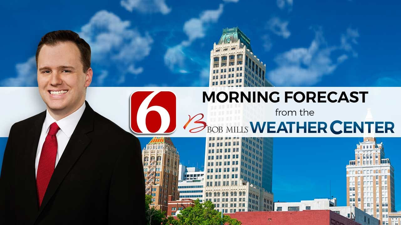 Muggy Weather And Scattered Saturday Showers For Green Country
