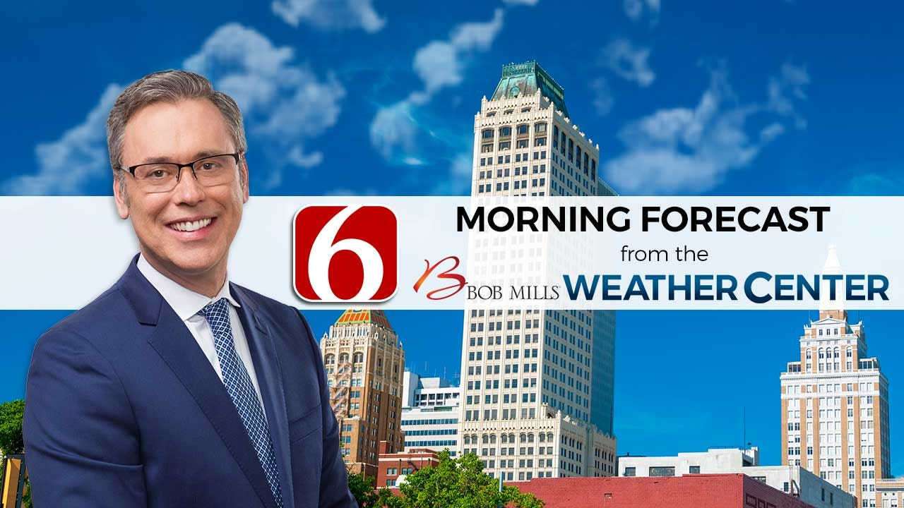 Northeastern Oklahoma To See A Late Week Active Pattern