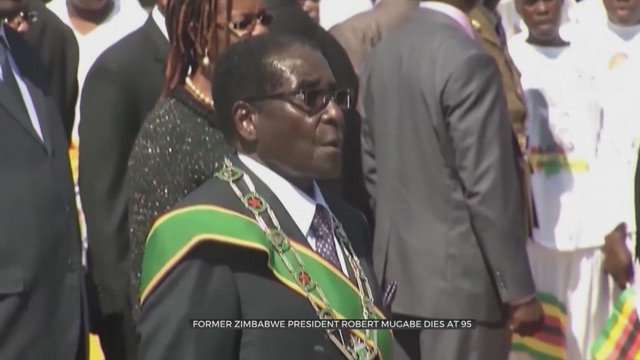 Robert Mugabe, Longtime Zimbabwe Leader, Dies At 95