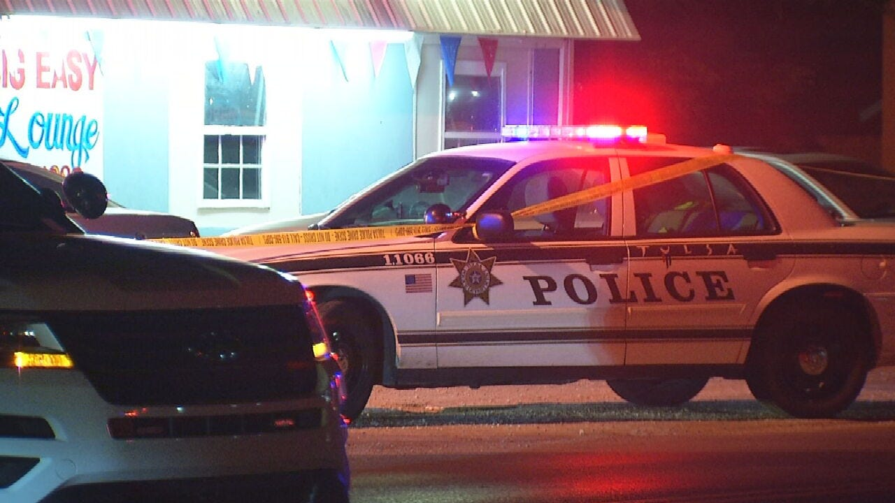 Fist Fight Ends With Shots Fired, Tulsa Police Searching For Suspect