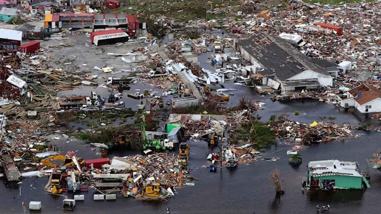 Tulsa Man Helps With Hurricane Dorian Recovery In Bahamas