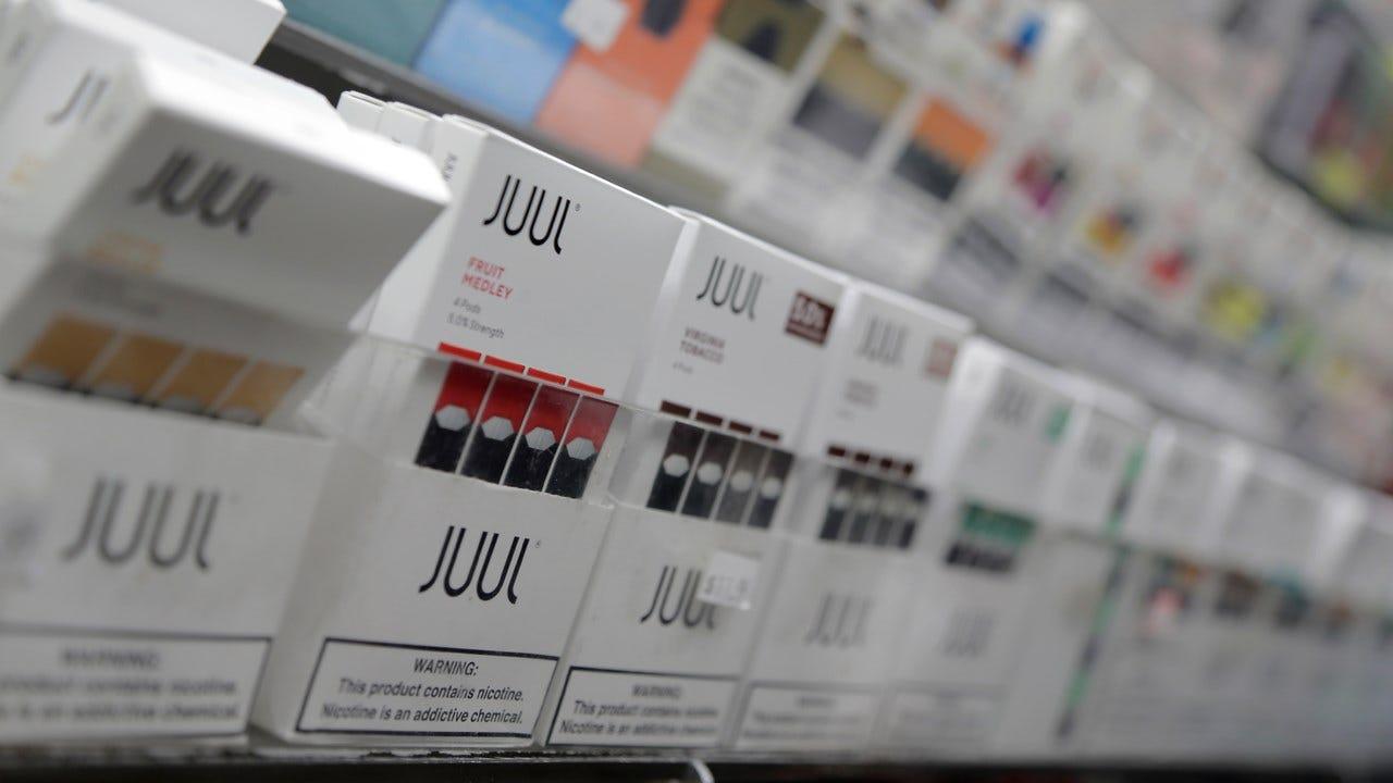 FDA Targets Juul, Says The E-Cigarette Company Misled Consumers