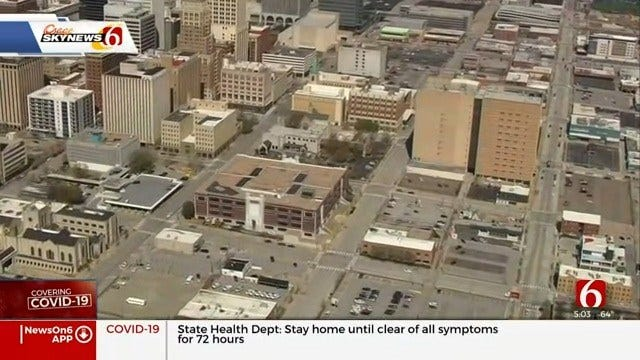 Coronavirus (COVID-19) Peak Expected Soon, Tulsa-Area Leaders Say