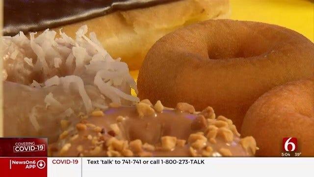 Tulsa Donut Shop Struggling, Could Temporarily Close Due To Coronavirus Pandemic