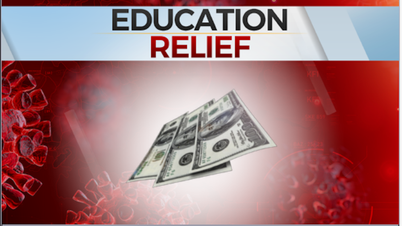 Okla. Educational Institutions To Receive Nearly $200 Million In Relief