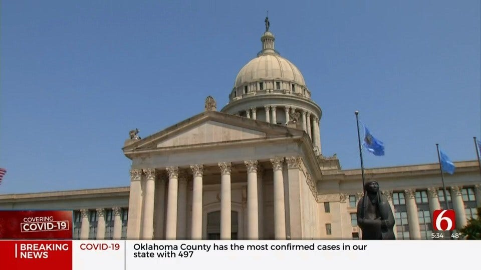Oklahoma Supreme Court Denies Motion To Implement Safety Precautions At Rally