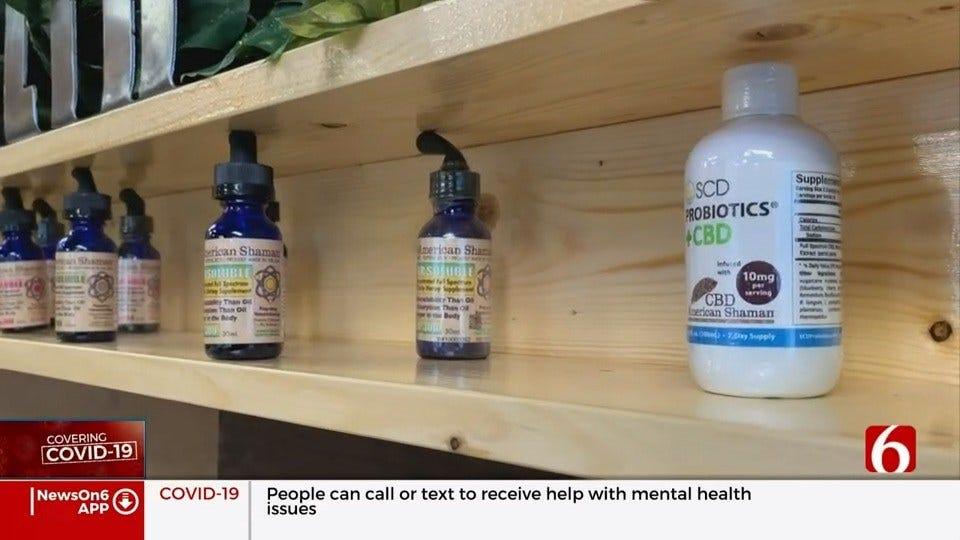Medical Marijuana Dispensaries See Increase In Sales During Coronavirus Outbreak