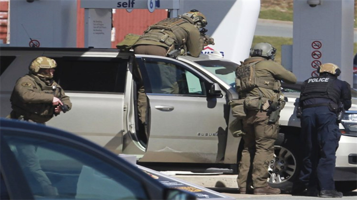 Canada Bans Assault-Style Weapons After Shooting Rampage