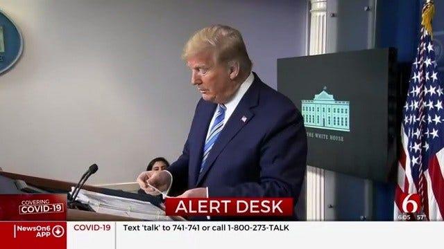 Trump To Pause Immigrant Visas For 60 Days, Citing Economic Impact Of Coronavirus