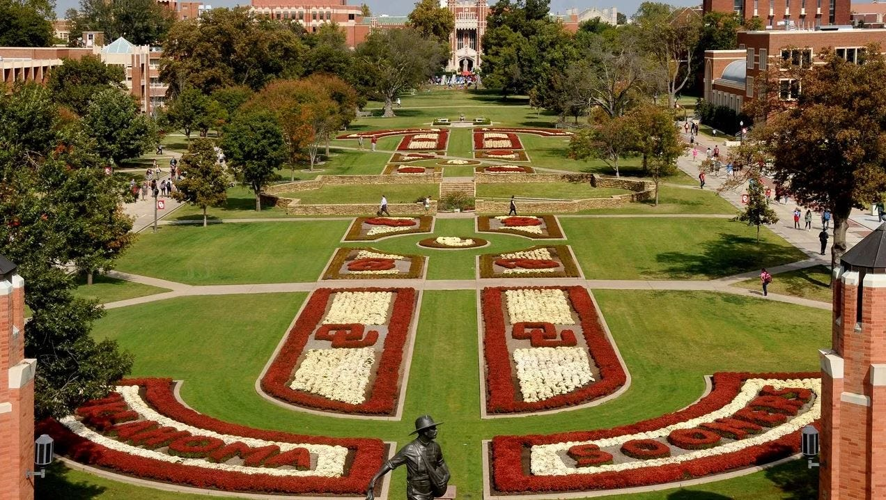 University Of Oklahoma To Reopen All Campuses This Fall