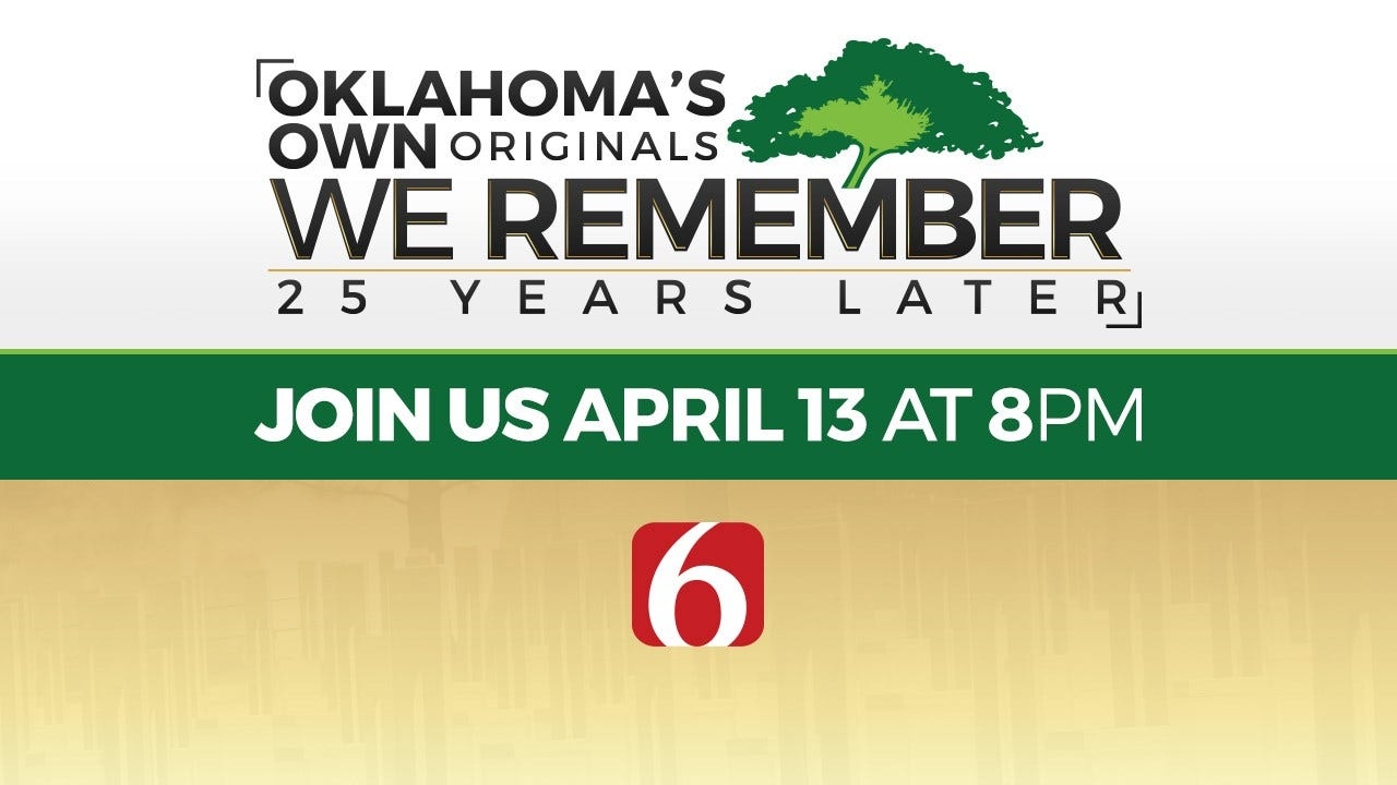 Remembering The Oklahoma City Murrah Federal Building Bombing: 25 Years Later