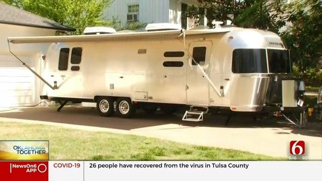 Efforts Grow In Oklahoma To Loan Trailers, Temp Housing To Healthcare Workers
