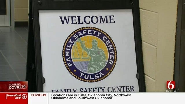"""Family Safety Center, DVIS Available To Help Tulsans Feeling """"Trapped"""" During Pandemic"""