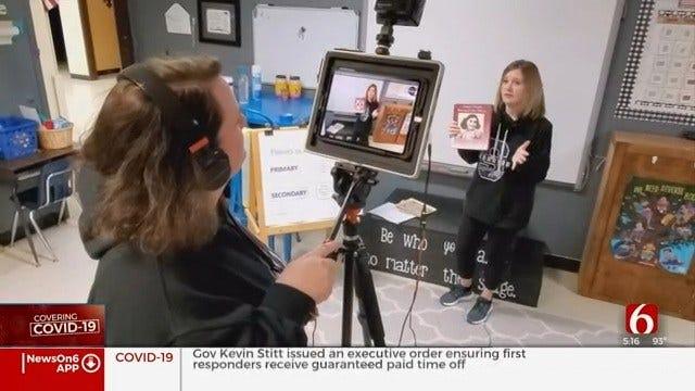 Tulsa Public Schools Utilizes RSU Public TV For Distance Learning