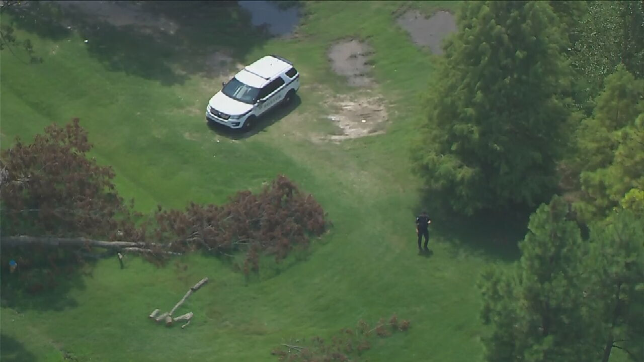 Tulsa Police Searching For 2 Pursuit Suspects, 1 Other In Custody