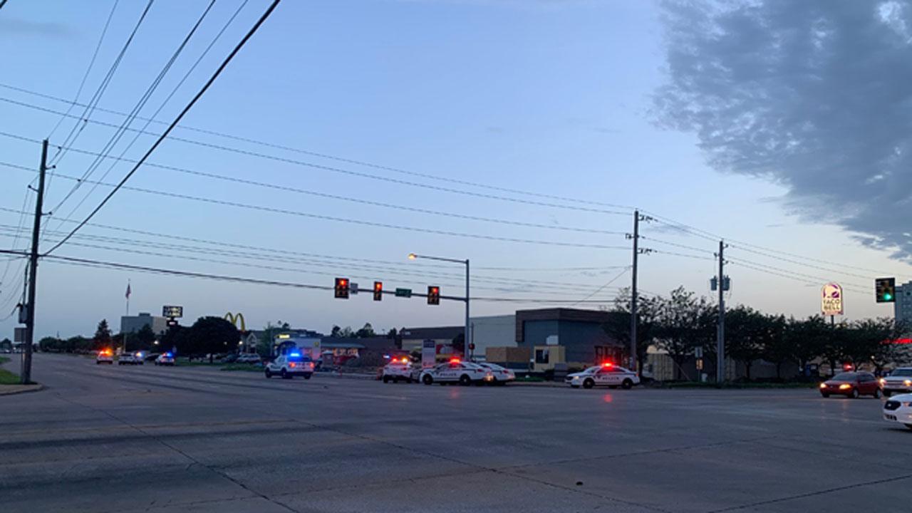 Standoff Tulsa Police