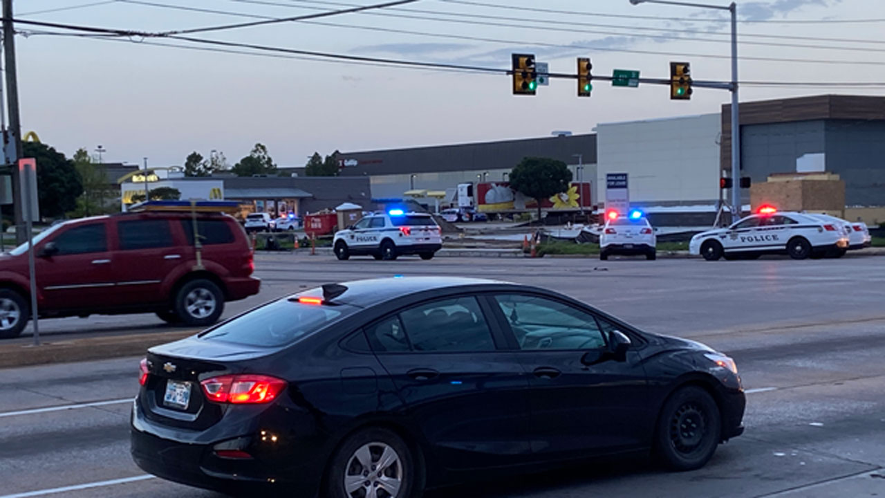 UPDATE: Woman In Custody After Standoff With Tulsa Police Near 41st, Garnett