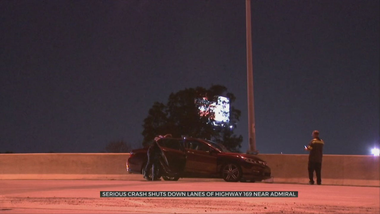 Man Dies After Being Hit By Car On Hwy 169