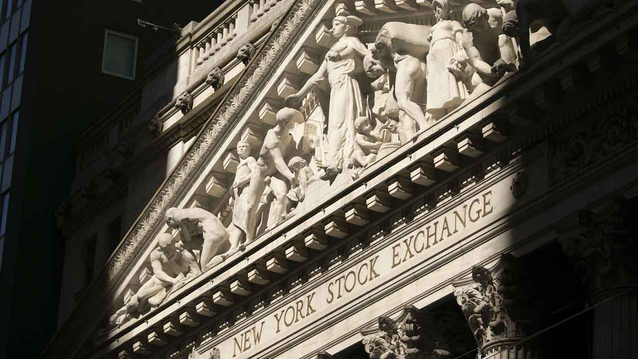 US Stocks Open Higher As A Technology-Driven Rally Chugs On