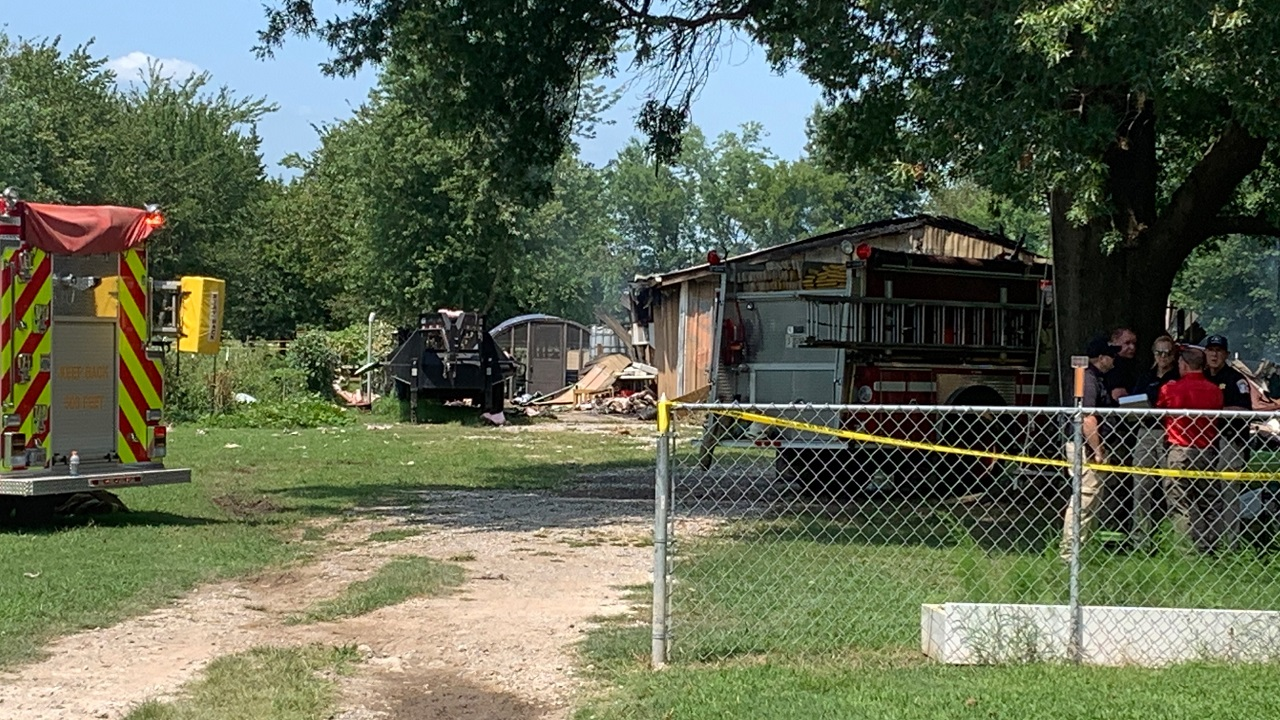 Two Injured In Inola Home Explosion