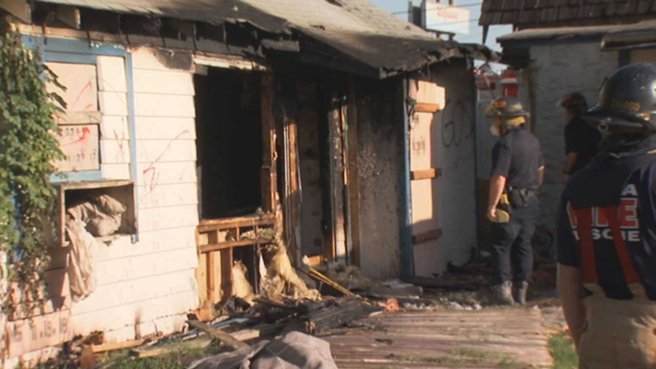 Brookshire Motel On Route 66 Catches Fire Again