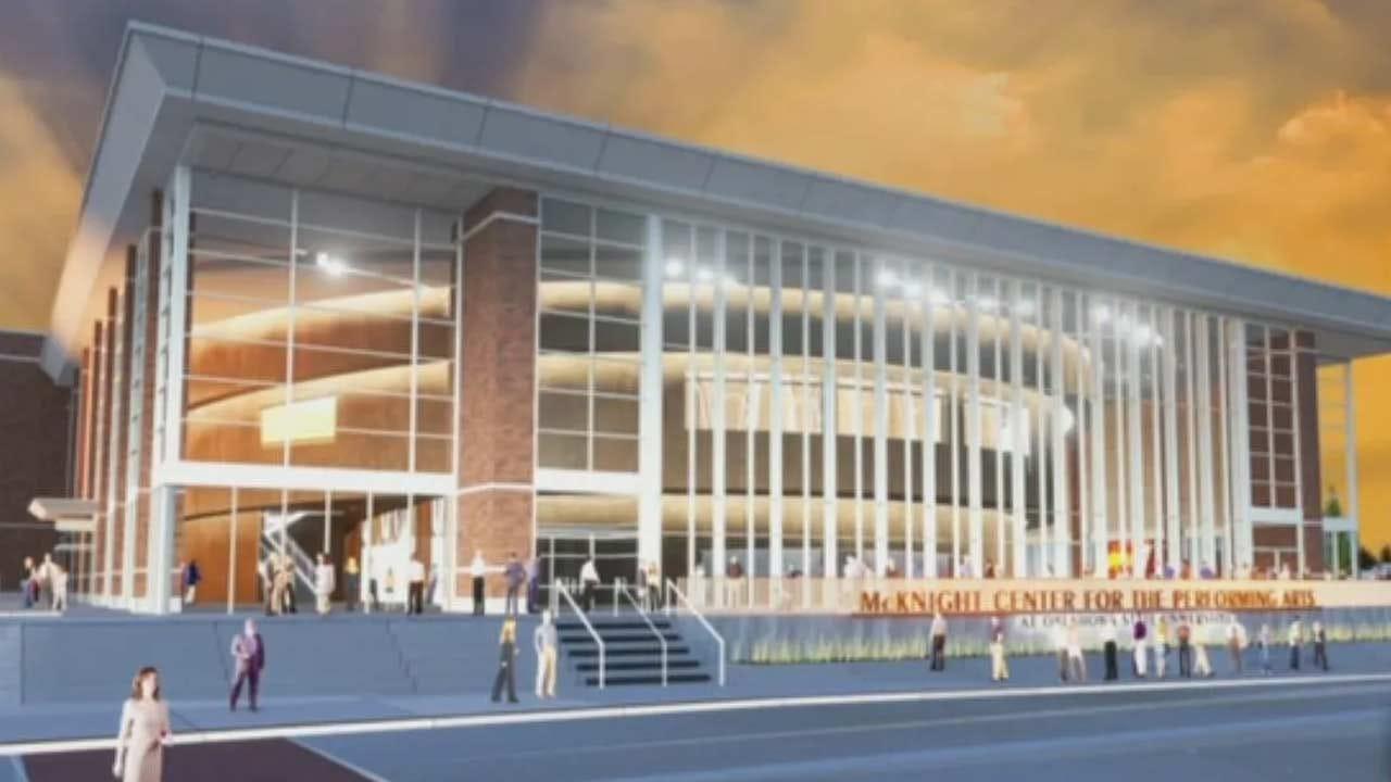 OSU's McKnight Center Suspends Performances Until January 2021