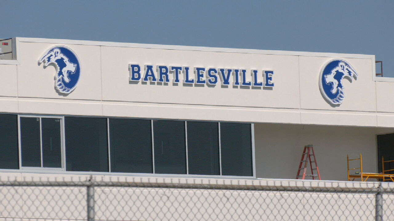 2 Bartlesville High School Staff Members Test Positive For COVID-19