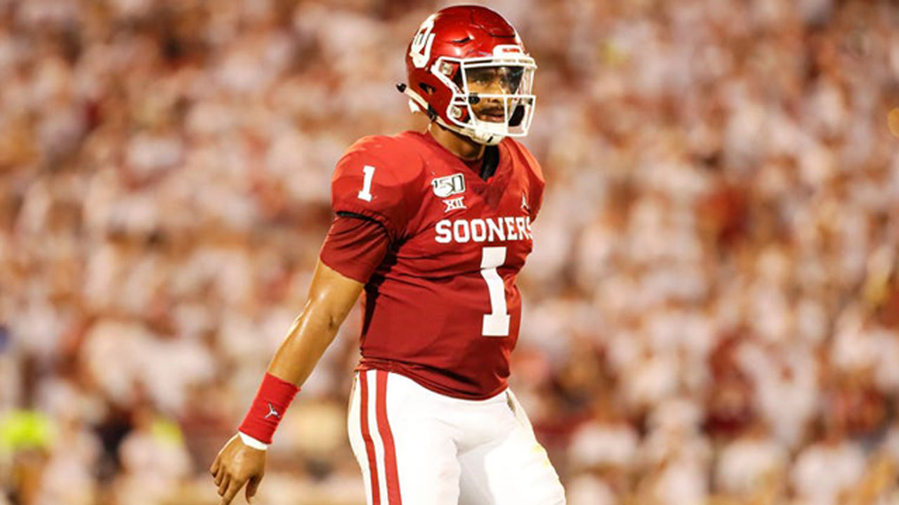 Former OU Quarterback Jalen Hurts Gets Custom Backpack In Response To Young Fan