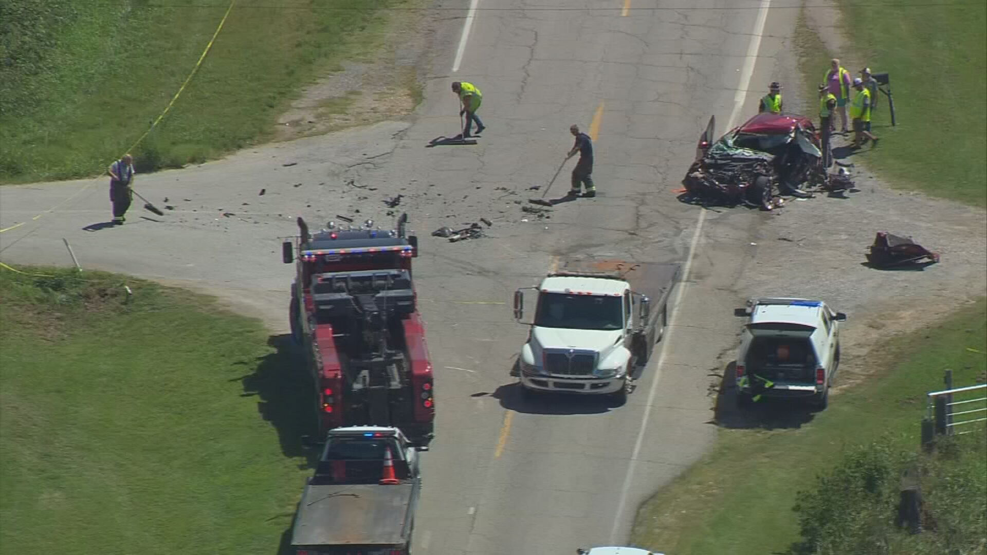 One Dead After Collision On State Highway 20