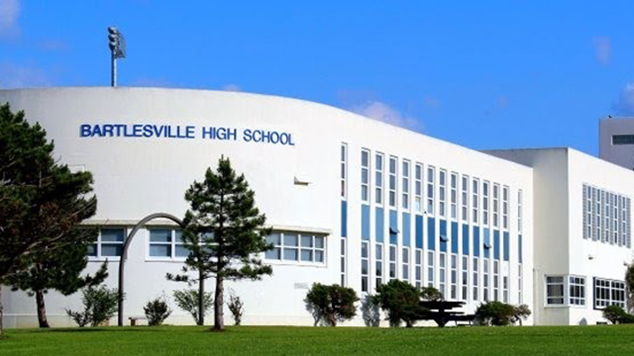 Bartlesville High School To Close Thursday For Deep Clean