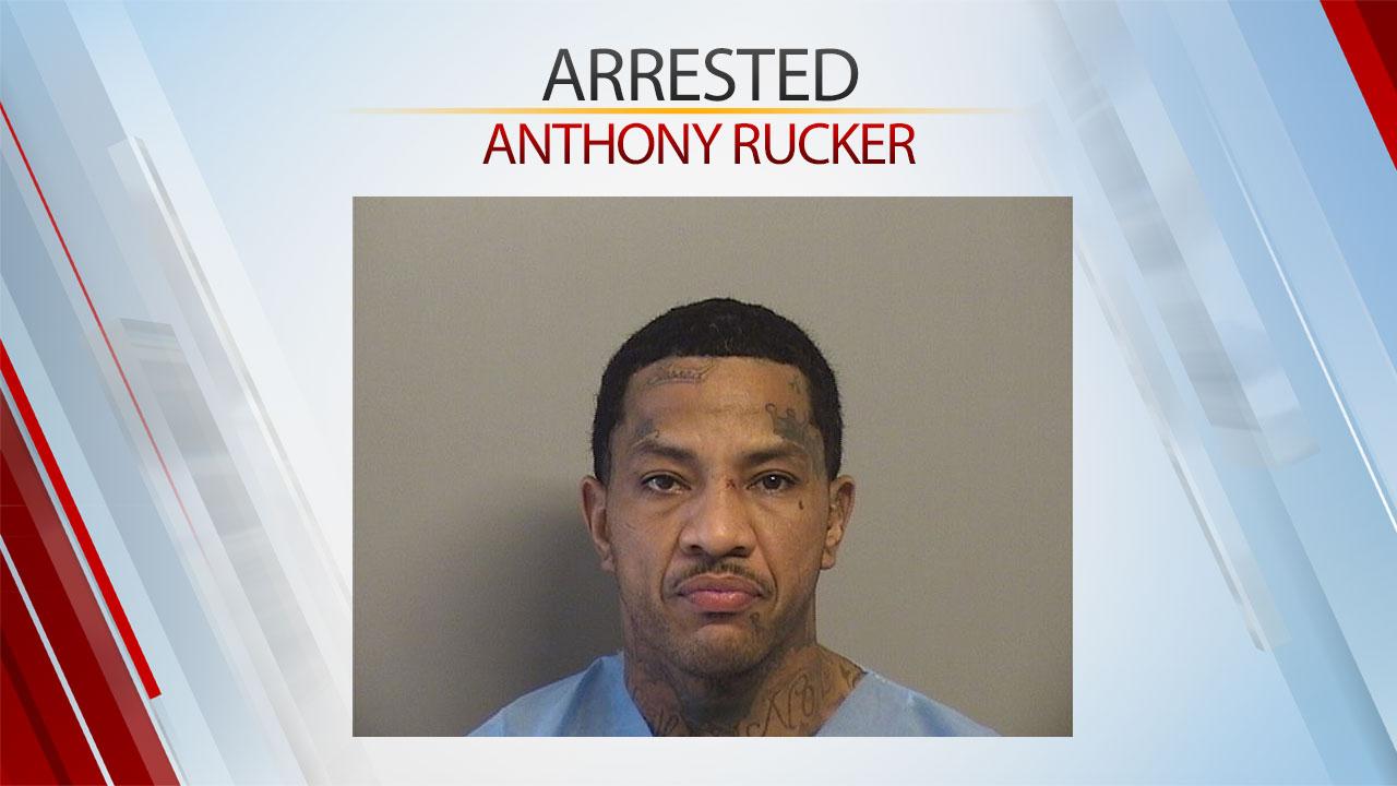 Anthony Rucker Mug Aug. 23, 2020
