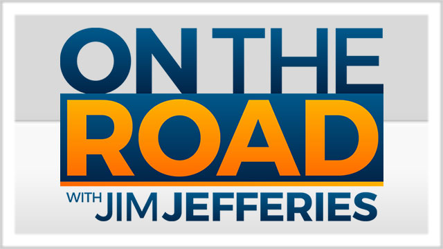 On The Road with Jim Jefferies