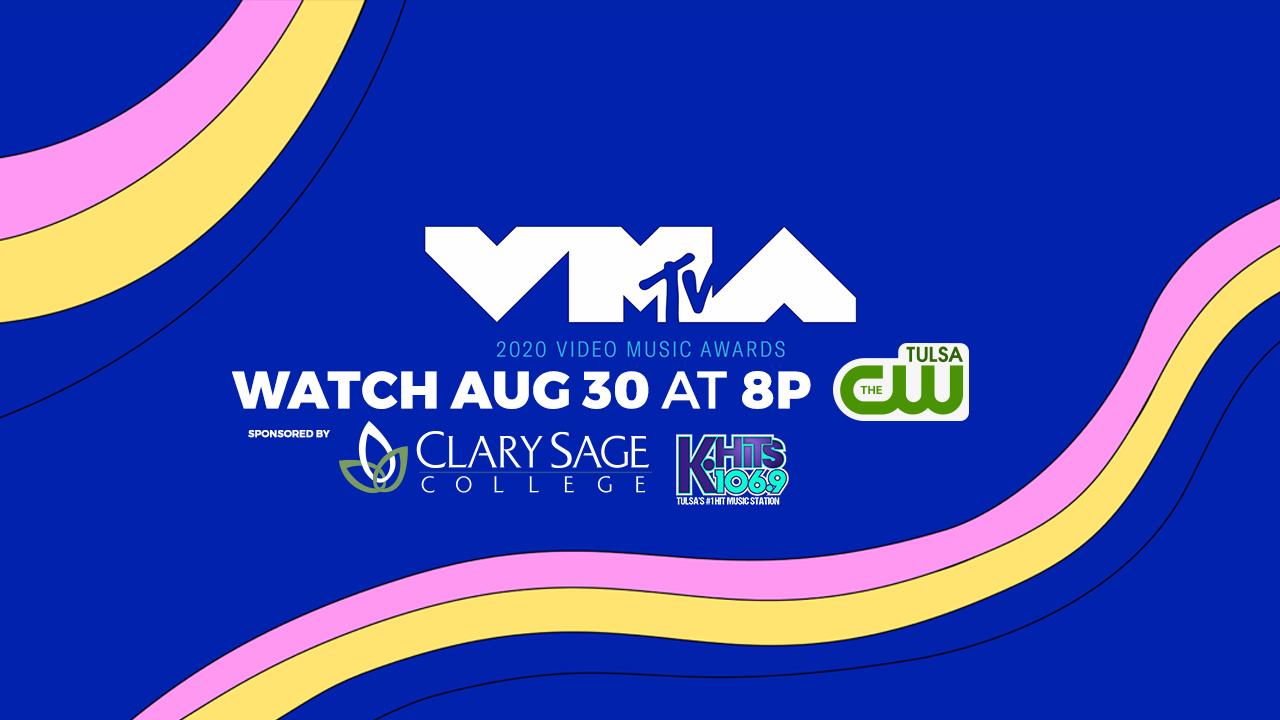 MTV Video Music Awards Coming To Tulsa CW