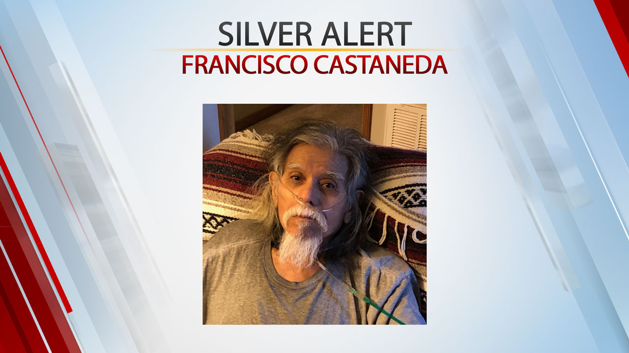 Broken Arrow Police Issue Silver Alert For Man With Dementia